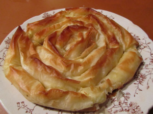 Enter here for a recipe for tiropita